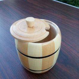 Глечык деревянный 05