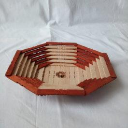 Деревянная хлебница 03