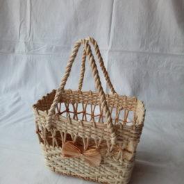 Детская сумка из кукурузы 02