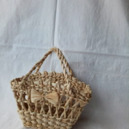 Детская сумка из кукурузы 03