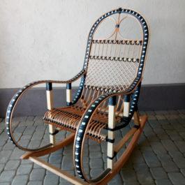 Кресло качалка 09