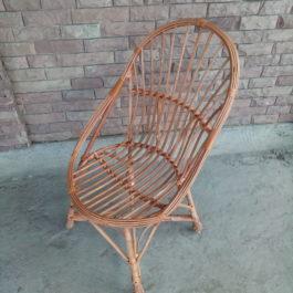 Кресло плетеное из лозы 04