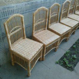 Кресло плетеное из лозы 11