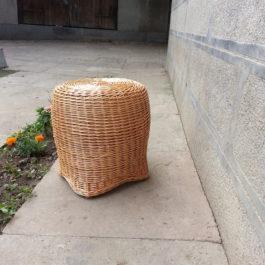 Кресло плетеное из лозы 18