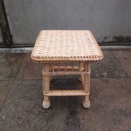 Кресло плетеное из лозы 25