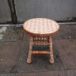Кресло плетеное из лозы 27