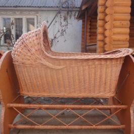 Кроватка для детей 05