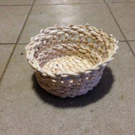 Хлебница из кукурузы 02