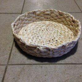 Хлебница из кукурузы 06