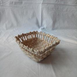 Хлебница из кукурузы 07