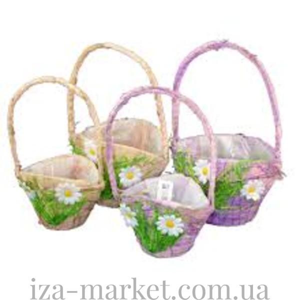 Вазы и корзины для цветов