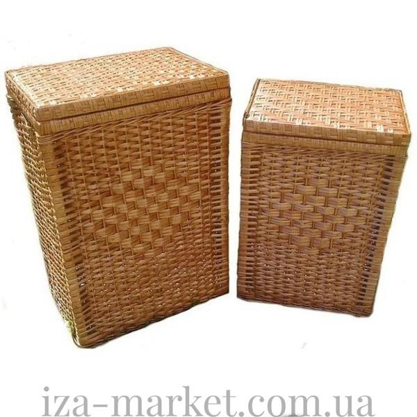 Ящики, сундуки и корзины для белья